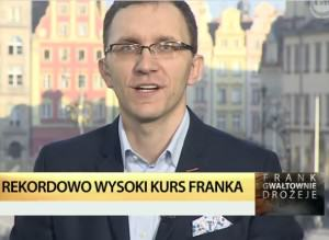 Marcin Iwuć kredyt we frankach