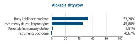 Unikorona pieniezny alokacja Aktywow NOWY