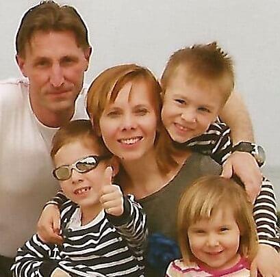 Ania Sadowska rodzinka