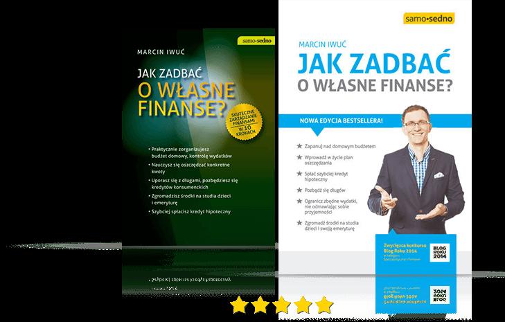 """Ebook """"Jak zadbać o własne finanse"""""""