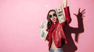 kobieta i finanse