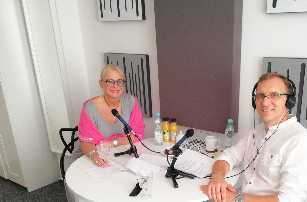 Marcin Iwuć iAgnieszka Staroń rozmawiają Czym jest wypalenie zawodowe