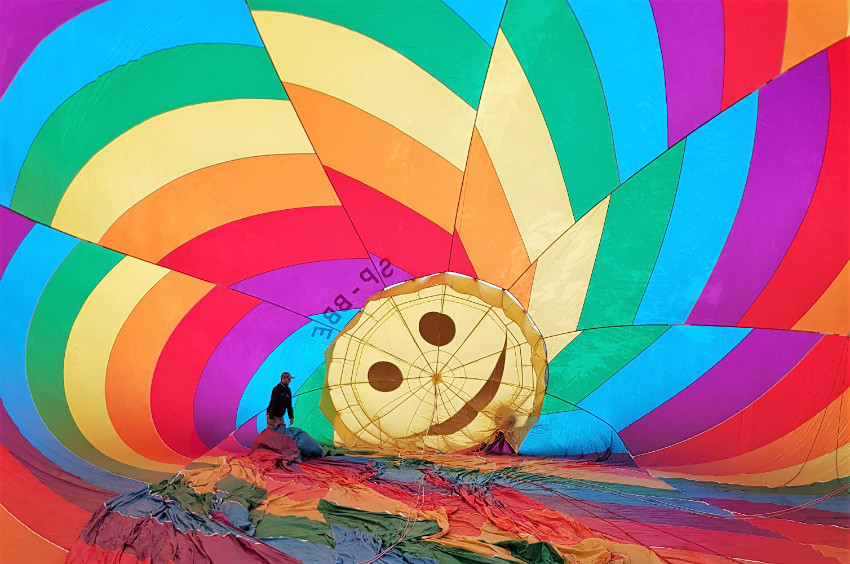 Czasza balonu