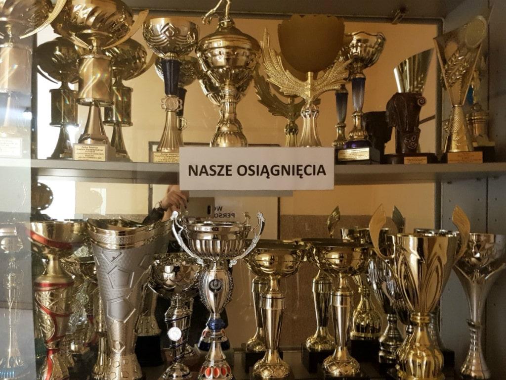 Puchary wgablocie - Nagrody zaosiągnięcia Mocarzy