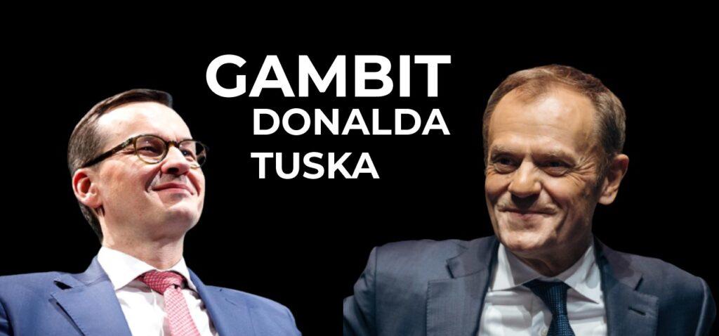 gambit donalda tuska