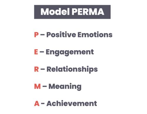 Model PERMA co tojest?